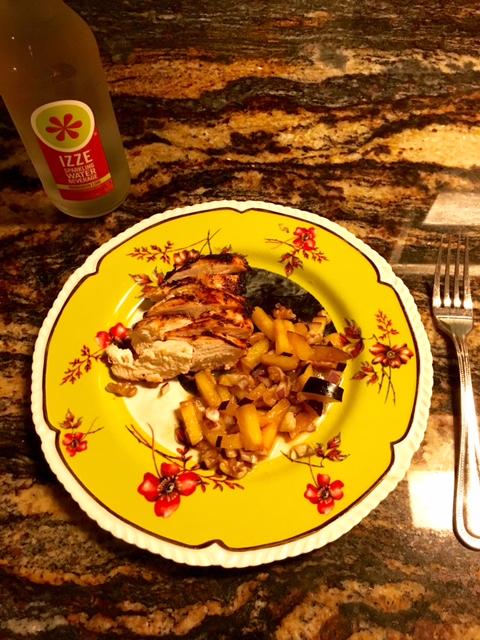 Day Three Dinner